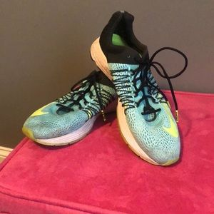 Nike road fly knit racing flat